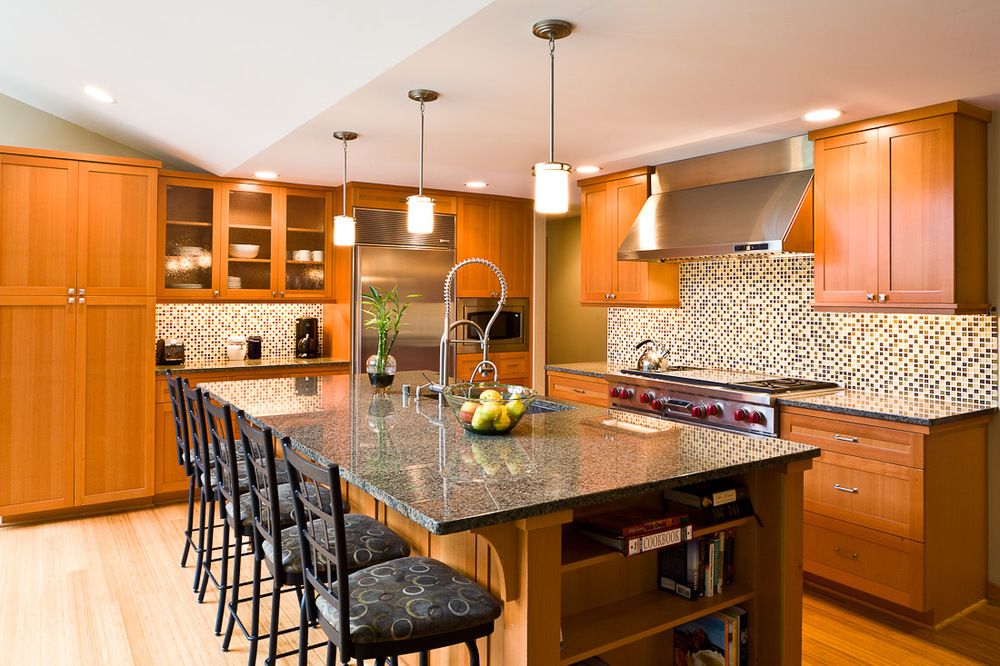 Mercer Island Remodel Kitchen Seattle Paul Moon Design