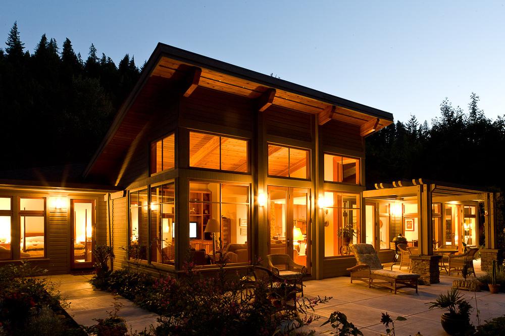 West Fir Residence Paul Moon Design Residential