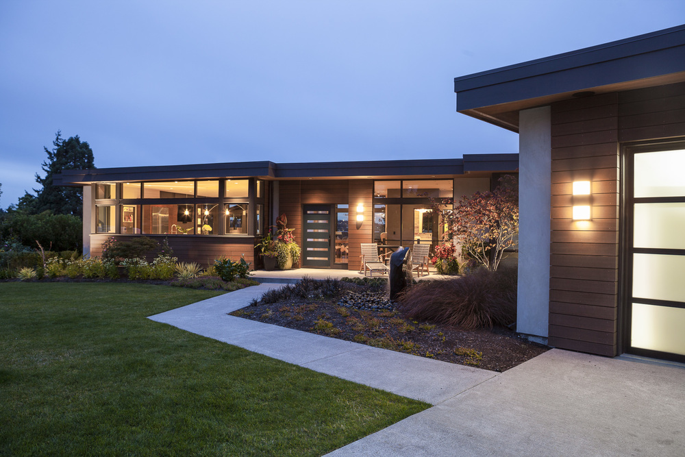 yarrow point new home contemporary seattle paul moon - New Home Architecture