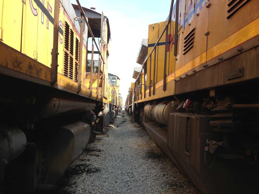 Need a locomotive? UP has plenty of them!