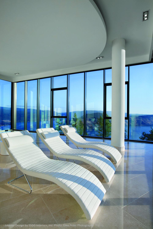 Sparkling Hill Serenity Room