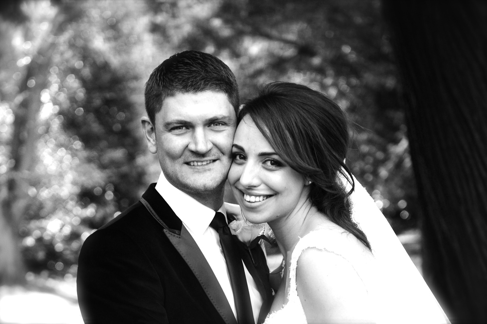 Eshott Hall Wedding Photograph