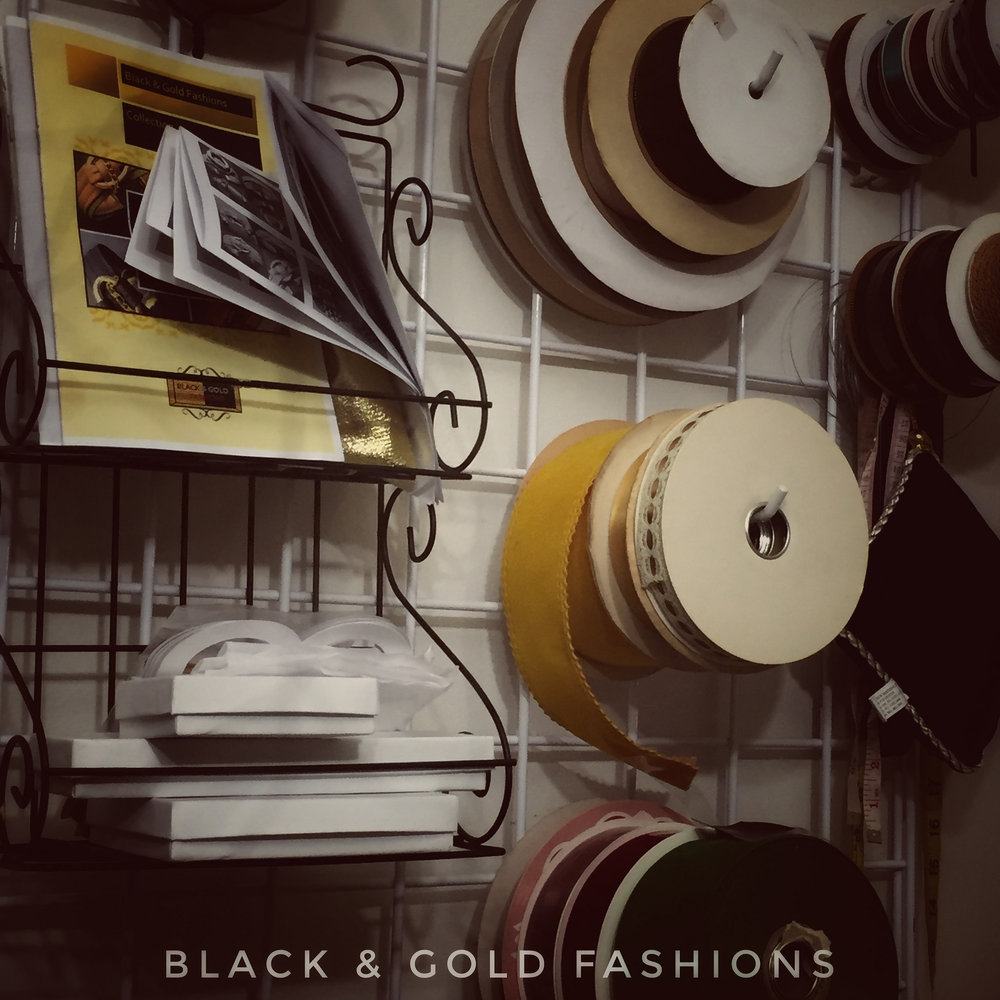 Black & Gold Fashions Jewelry (Modern Statement Jewelry) where countless archetypes can flourish. Let's cherish, celebrate and honor her confidence to dress the way she wants in her element.  Website: blackandgoldfashions.com (blackandgoldfashions.com/)