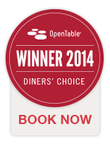 Diners Choice 2014
