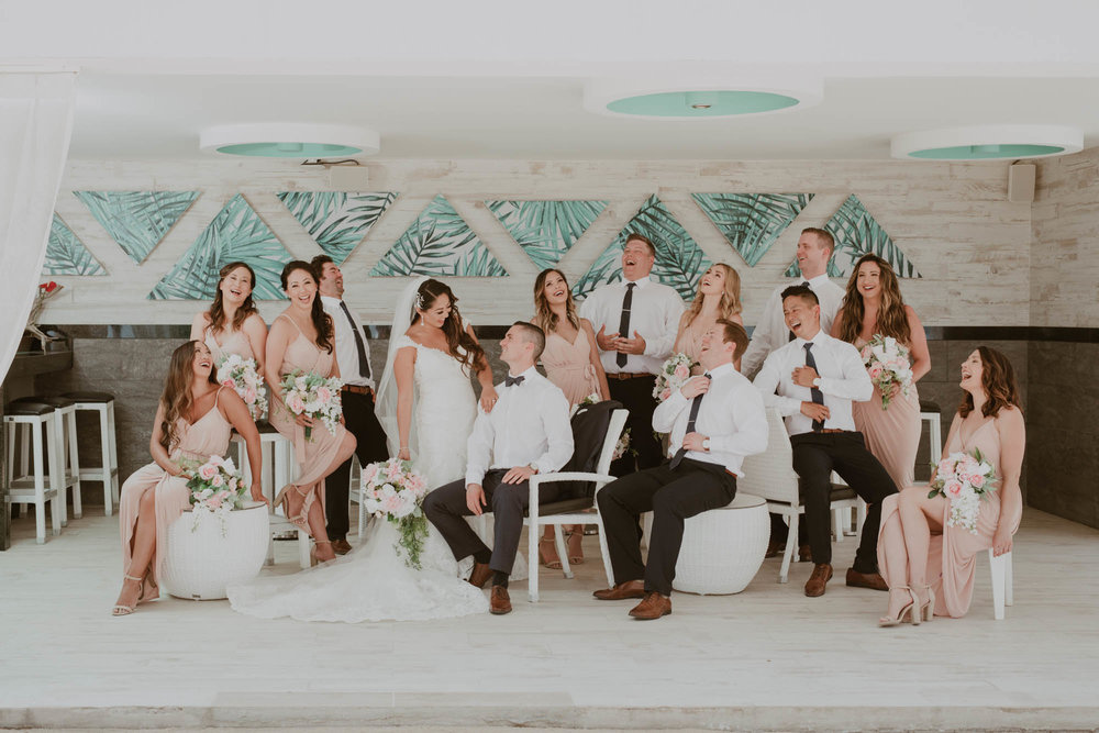 Riu Palace Wedding Cabo