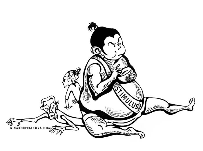 abenomics sumo black and white 700 px.jpg