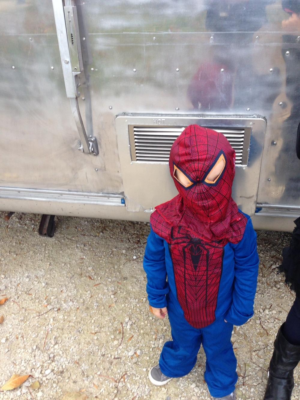 MJMJ as Spiderman