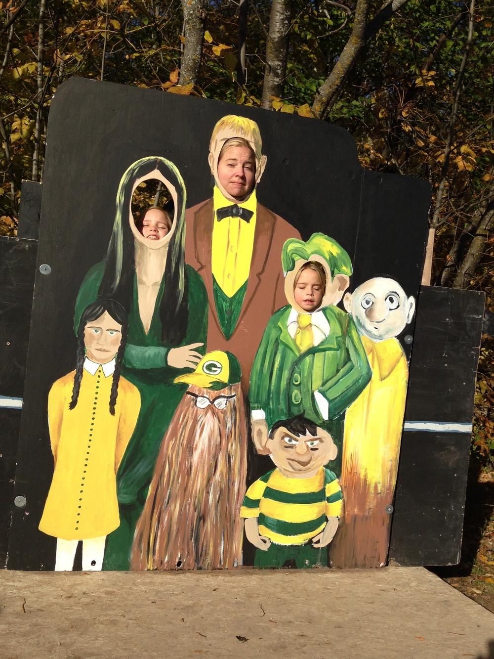 (Adam's) Family Picture.