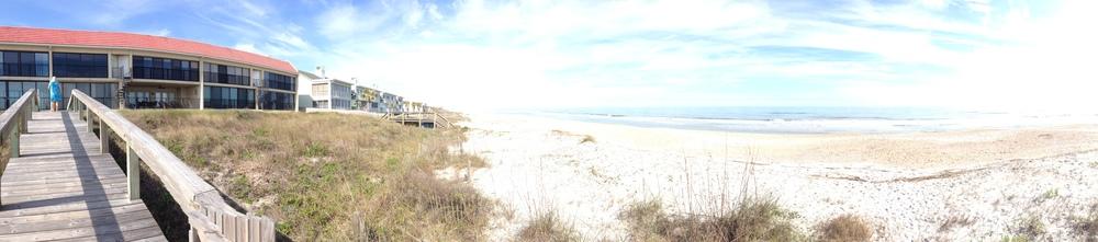 Beaches are beautiful.