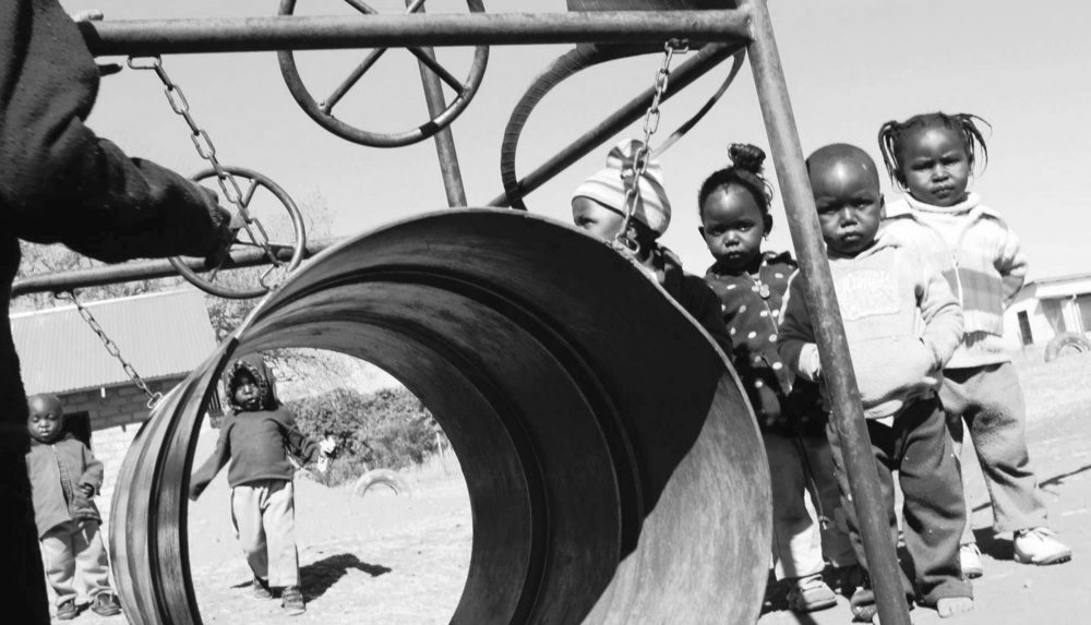Obstacle course: If the empowerment of a generation is a national priority, concentrating on early childhood development is essential