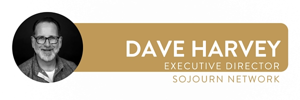 This post was written by Dave Harvey and first published  here . Dave is the Pastor of Preaching at Four Oaks Church, and the Executive Director of Sojourn Network. Follow him  @RevDaveHarvey .
