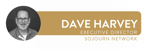 Dave is the Pastor of Preaching at  Four Oaks Church , and the Executive Director of Sojourn Network. Follow him   @RevDaveHarvey  .