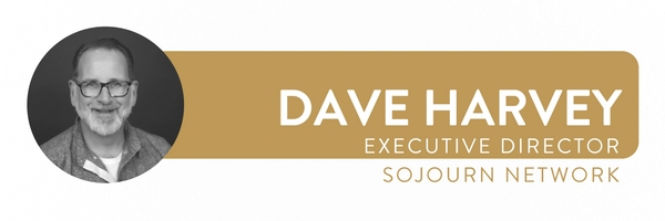 Dave Harvey is the Executive Director for Sojourn Network, preaching pastor at Four Oaks Community Church in Tallahassee, Florida, and President of Am I Called? Ministries. You can follow him on Twitter @RevDaveHarvey.