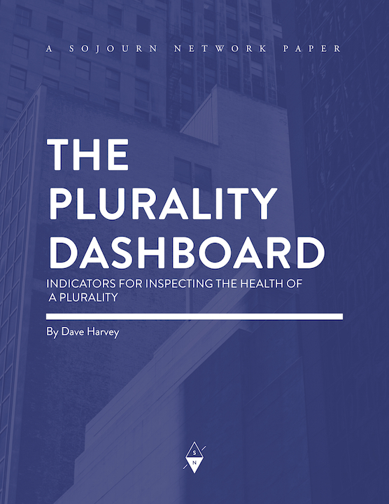 The Plurality Dashboard By Dave Harvey