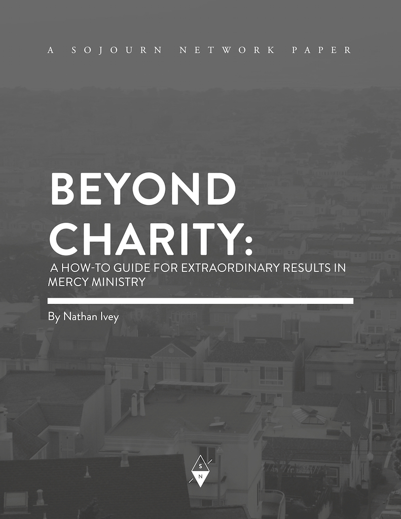 Beyond Charity By Nathan Ivey