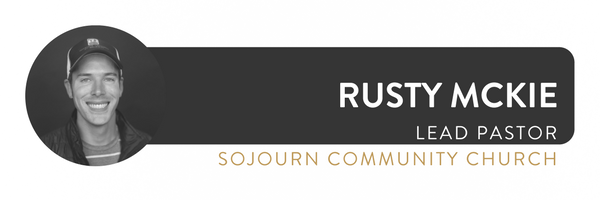 Rusty is the Lead Pastor of  Sojourn Community Church  in Chattanooga, TN.