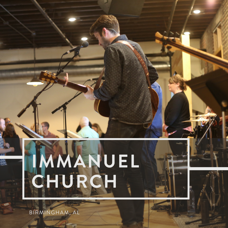 Immanuel Church | Birmingham, AL