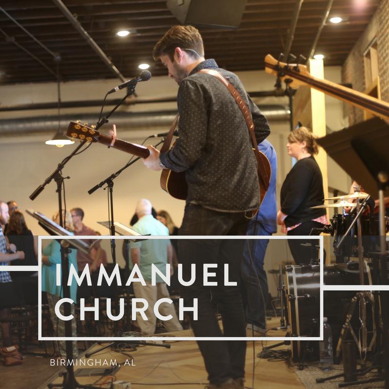 Immanuel Church | Birmingham, AL