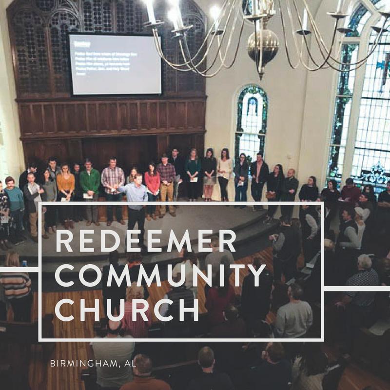 Redeemer Community Church | Birmingham, AL