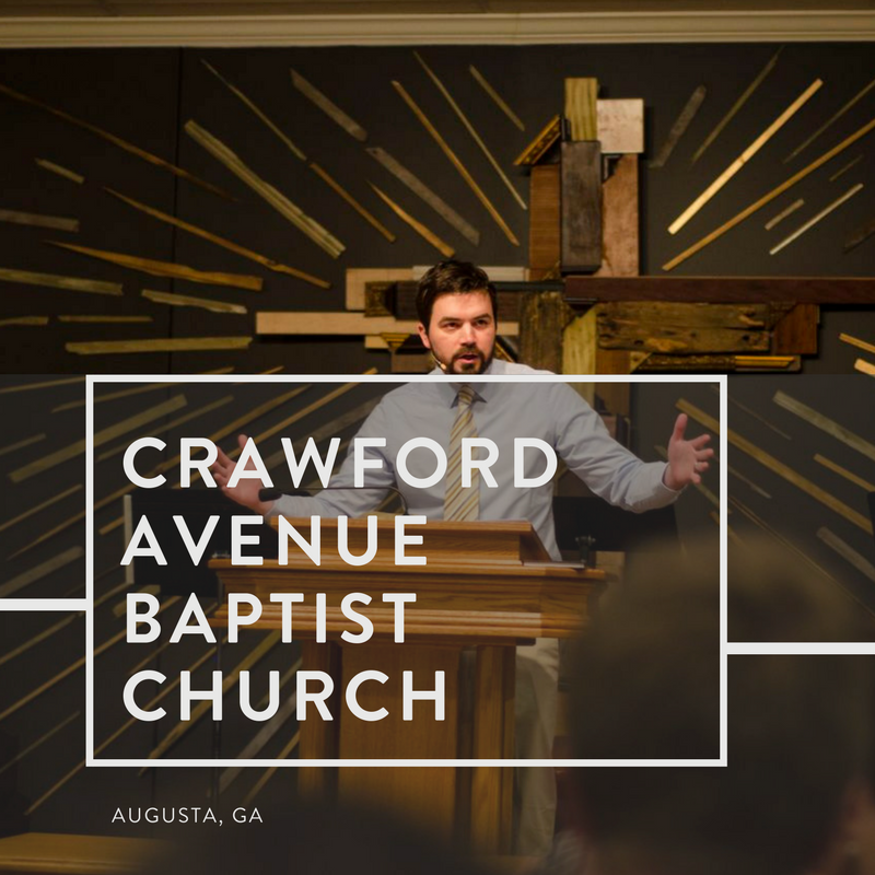 Crawford Avenue Baptist Church | Augusta, Georgia