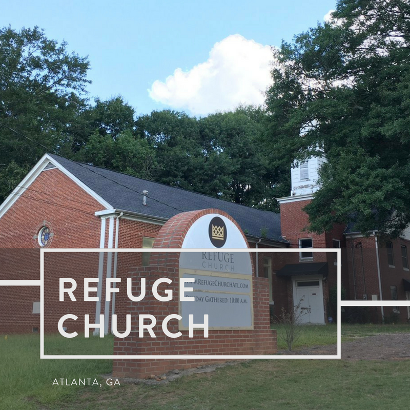 Refuge Church | Atlanta, Georgia