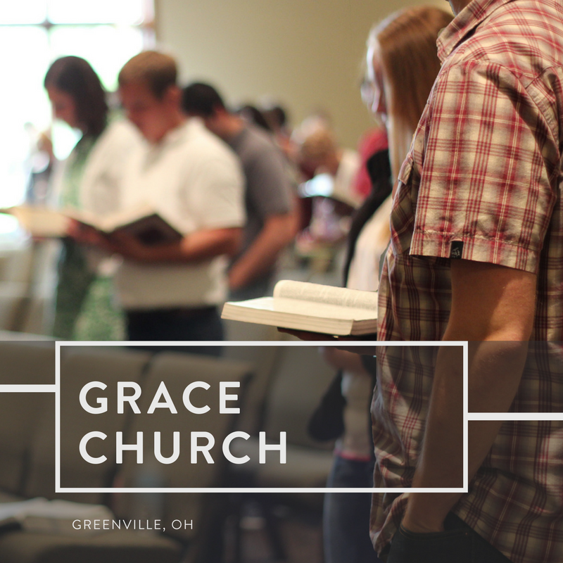 Grace Church | Greenville, Ohio