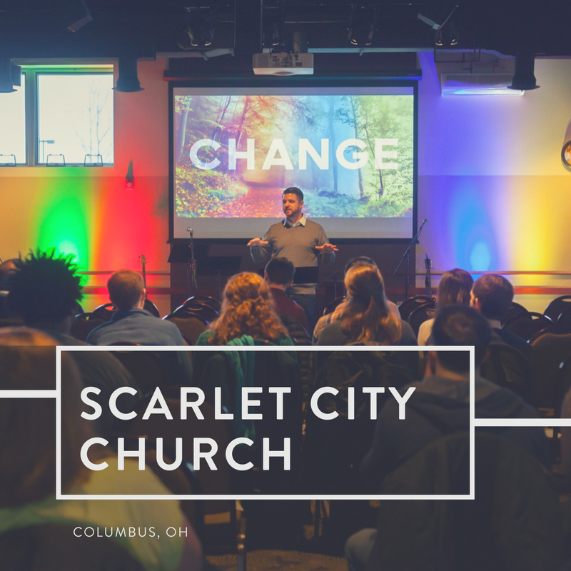 Scarlet City Church | Columbus, Ohio