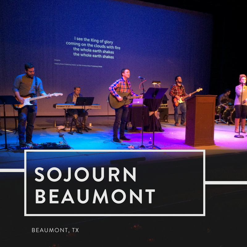 Sojourn Beaumont | Beaumont, Texas