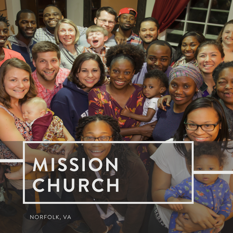 Mission Church | Norfolk, VA
