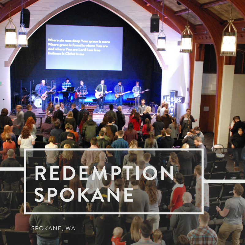 Redemption Spokane | Spokane, Washington