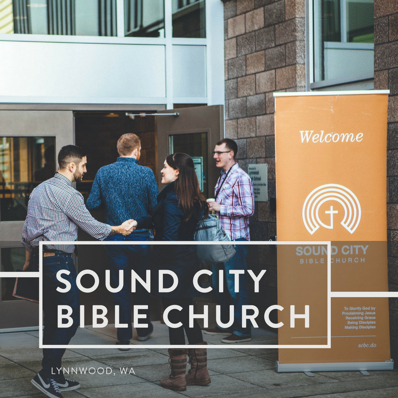 Sound City Bible Church | Lynnwood, Washington