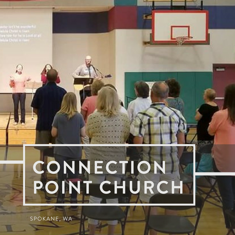 Connection Point Church | Spokane, Washington