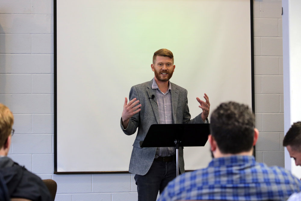 Redemptive Presence | Brett McCracken Sojourn Network Harbor Media Cultivated Podcast