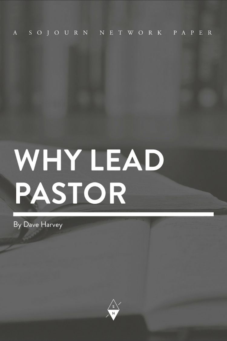 why lead pastor