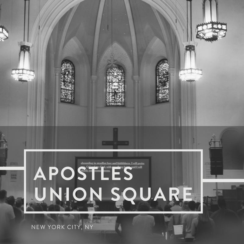 Apostles Union Square