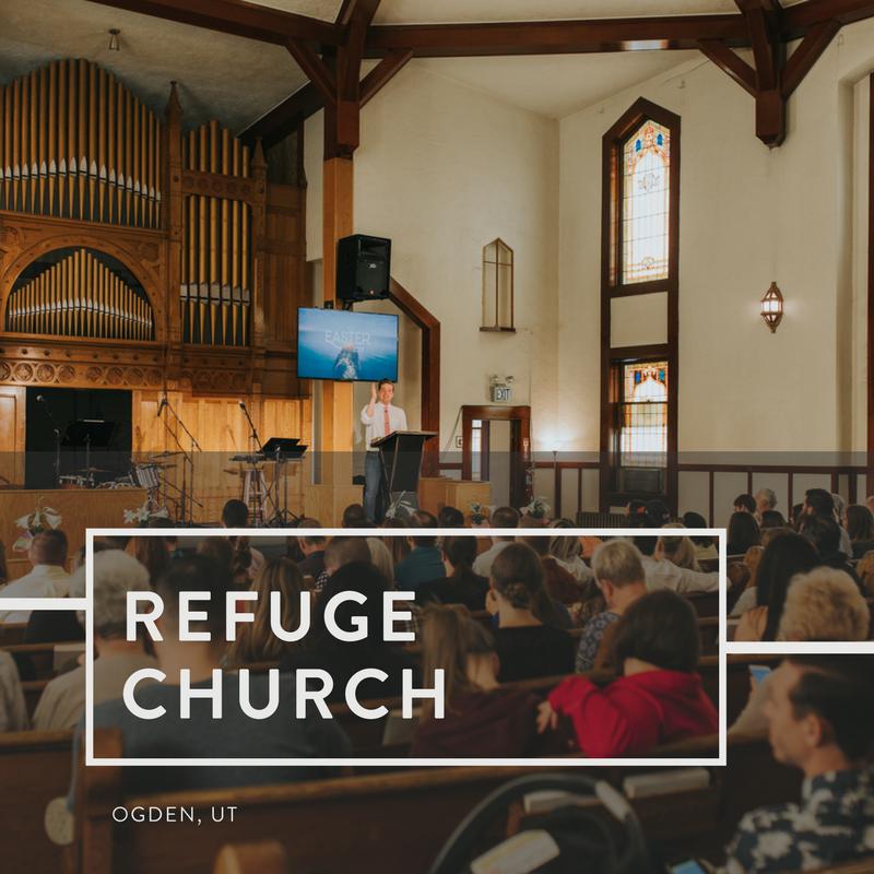 Refuge Church Utah