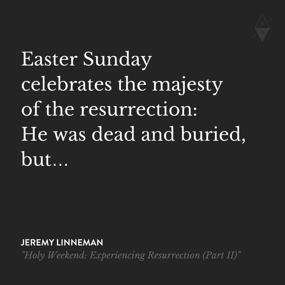 EASTER REFLECTIONS. HOLIDAY OF ETERNAL LIFE: HOLY EASTER OR RESURRECTION OF CHRIST 89