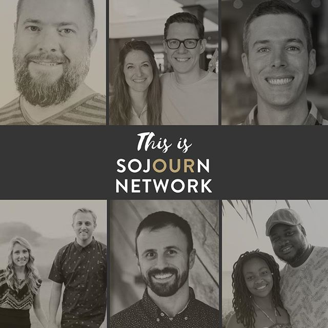 Season 1 of our podcast This is Sojourn Network featured conversations with 10 of our Sojourn Network pastors. We talked about family, identity, depression, challenges, growth, lessons learned, geography, culture, context and much more. If you haven't checked it out, you can subscribe on iTunes or listen to the episodes on www.thisissojournnetwork.com. • The 2018 Leaders' Summit is a great place to connect with some of these pastors, featured above. Listen to their stories and come meet them next week in Louisville. Oh, and if you still need to register, don't worry. We saved a space for you. [Link in bio]