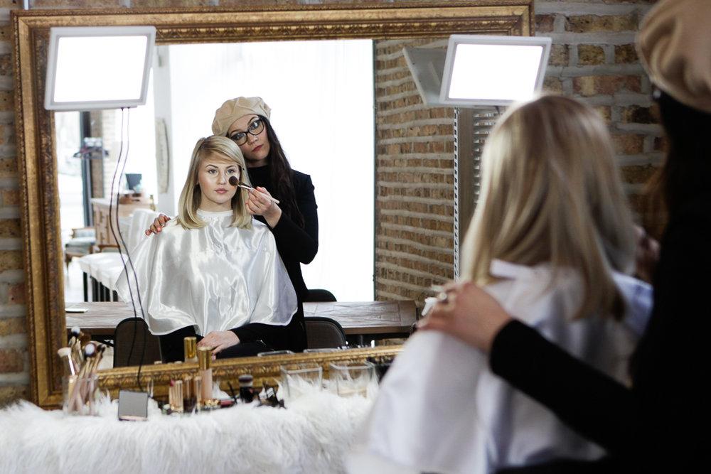 makeup classes chicago