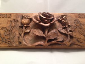 Sarah Goss Traditional Woodcarving