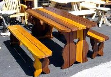 J. Hartjes Construction offers fine quality cedar furniture as well as full home renovations
