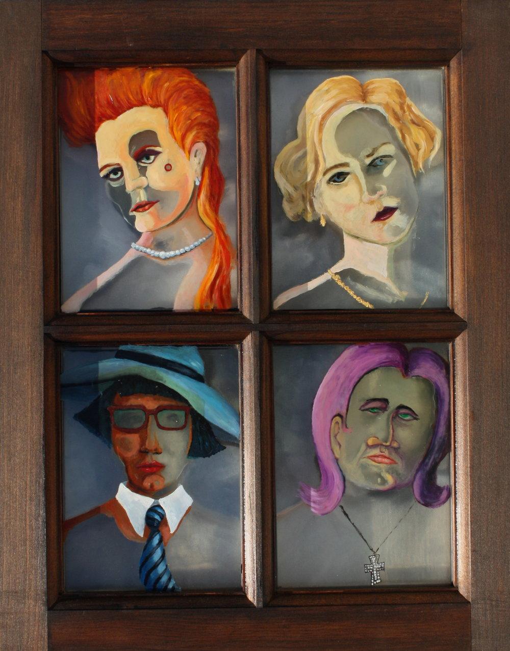 Window Women