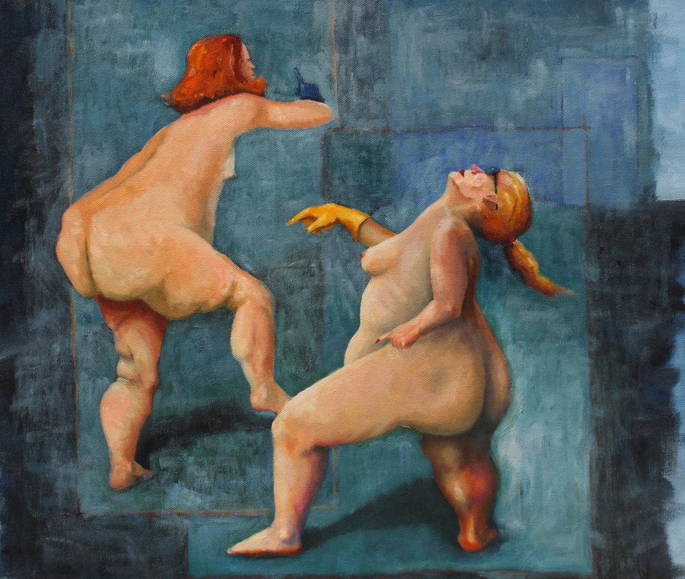 Dancing Sisters