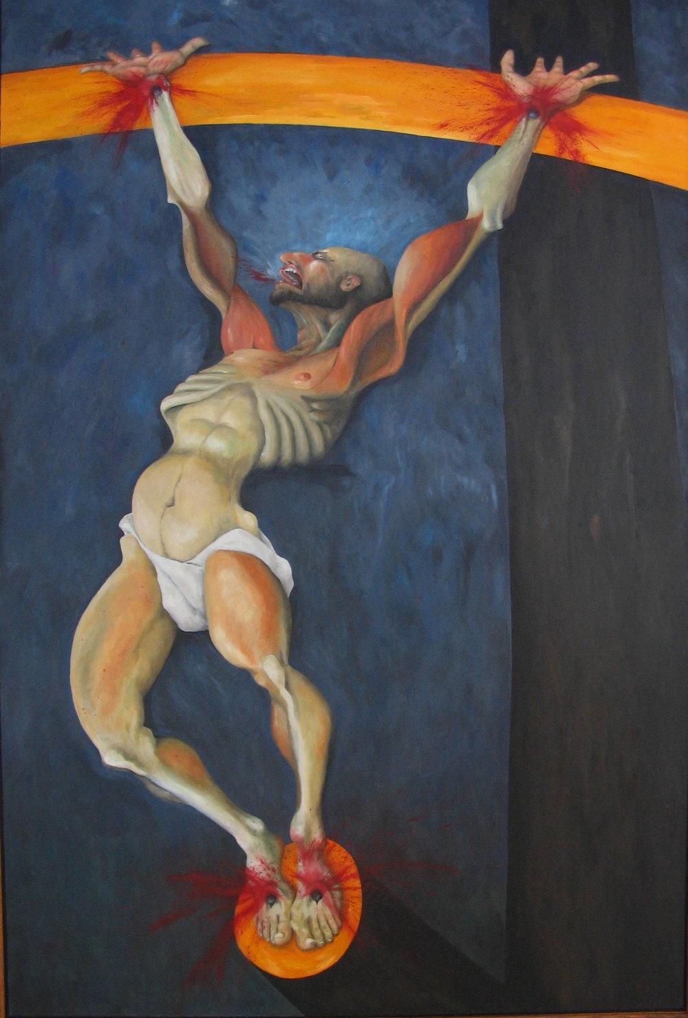Crucifixion #5