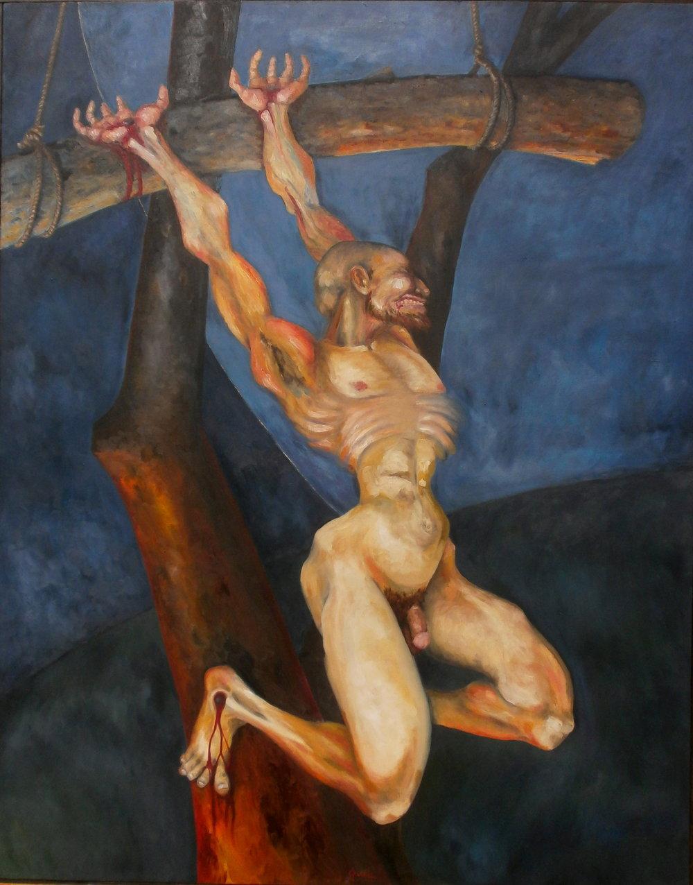Crucifixion #7