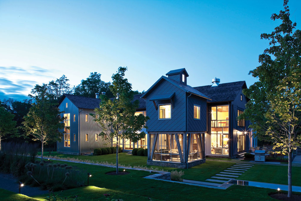 Modern Farmhouse | Wilton, CT