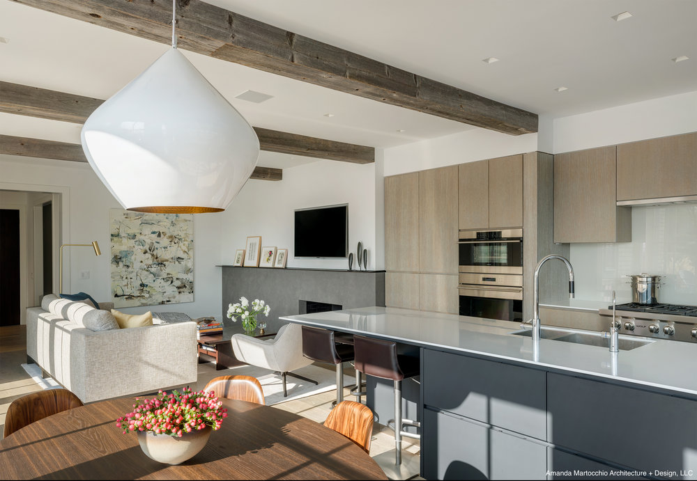 9-AMAD - Coves End Road - Interior Kitchen Toward Seating Area.jpg