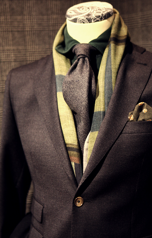 Born To Tailor Wool Tie.jpg