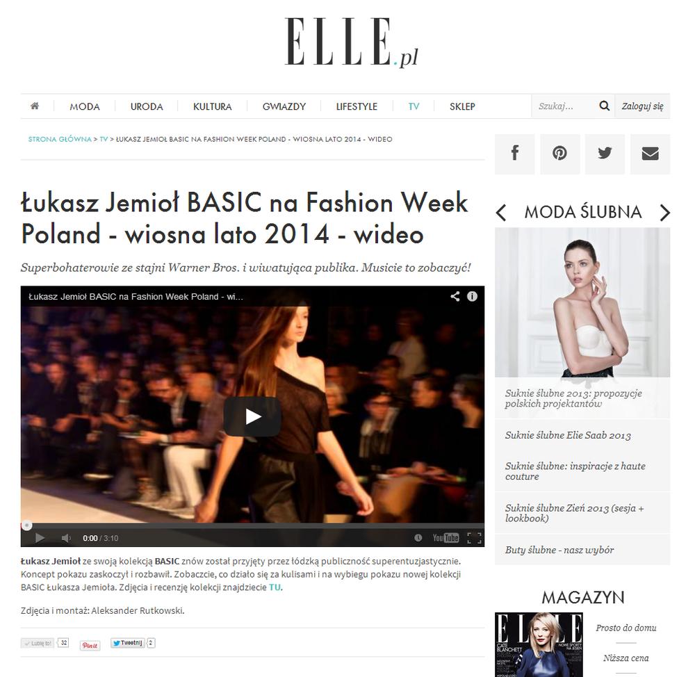http://www.elle.pl/video/lukasz-jemiol-basic-na-fashion-week-poland-wiosna-lato-2014-