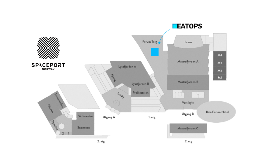 EATOPS Spaceport Norway Floorplan